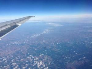 Ideal flight conditions